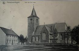 Hemelveerdegem // Kerk Van Sint Jans 19?? - België