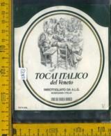 Etichetta Vino Liquore Franciacorta Pinot - Camignone BS - Etichette