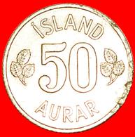 + GREAT BRITAIN BIRCH (1969-1974): ICELAND ★ 50 ORE 1969! LOW START ★ NO RESERVE! - Islande