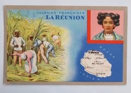 C.P.A. : Colonies Françaises, LA REUNION, édition Lion Noir - La Réunion