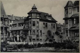Westeinde // Villas Caravelle - PAX - Elisabeth 19?? - Westende