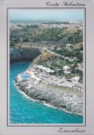 Italia Formato Grande:Cartolina COSTA SALENTINA - Zinzulusa. Viaggiata. - Italia