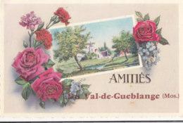 57  Moselle  -  Val  De  Gueblange  -  Amitiés  Du  Val  De  Gueblange - Other Municipalities