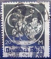 ALLEMAGNE Empire                  N° 118 V                    OBLITERE - Used Stamps