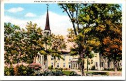 North Carolina Fayetteville First Presbyterian Church - Fayetteville