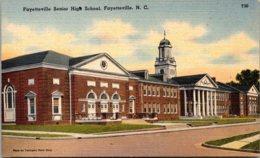 North Carolina Fayetteville Senior High School - Fayetteville