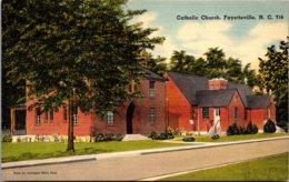 North Carolina Fayetteville Catholic Church - Fayetteville