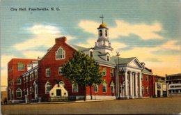 North Carolina Fayetteville City Hall - Fayetteville