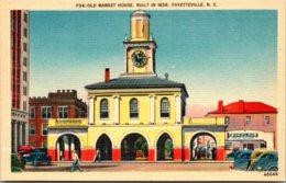 North Carolina Fayetteville Old Market House - Fayetteville