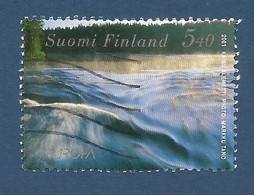 Suomi Finnland   2001  Mi.Nr. 1566 , EUROPA CEPT - Lebensspender Wasser - Gestempelt / Fine Used / (o) - 2001