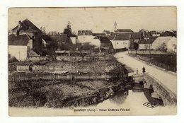 Cpa OUGNEY Vieux Château Féodal - Unclassified