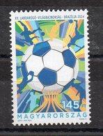 HONGRIE - HUNGARY - FOOTBALL - SOCCER - BRASILIA - BRAZILIA - 2014 - - Nuovi