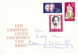 1970  Widerstandskämpfer + W.-A. Für Vietnam - DDR