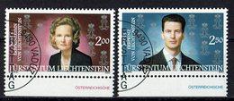 Liechtenstein 2002 # Mi. 1299/1300 O - Liechtenstein