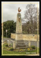 95  BOISSY  L' AILLERIE    ....monument Aux Morts - Boissy-l'Aillerie