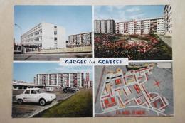GARGES LES GONESSES La Dame Blanche Groupe Scolaire - La Place D'eau - Le Planimètre 95 VAL D'OISE - Garges Les Gonesses