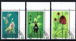 Liechtenstein 2002 # Mi. 1301/1303 O - Liechtenstein