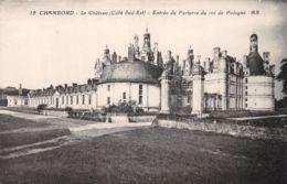 41-CHAMBORD-N°2247-B/0207 - Chambord