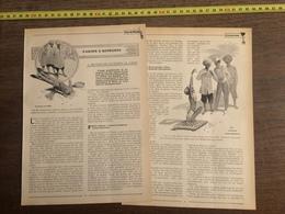 1910 FAKIRS ET DJORGHIS L INDE MYSTERIEUSE - Vieux Papiers