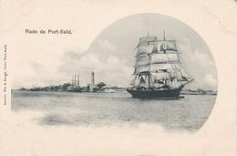 CPA Rade De Port-Said (40892) - Port Said