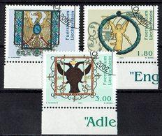 Liechtenstein 2002 # Mi. 1307/1309 O - Liechtenstein