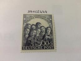 Berlin Philhamonic 30+5 Mnh 1950 - [5] Berlin