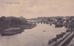 DORPAT. EMBACH. GEORG STILKE. ESTONIA. CPA VOYAGEE CIRCA 1900s - BLEUP - Estonie