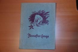 FAUNAFLOR - CONGO - Livres, BD, Revues