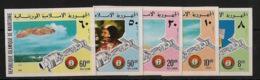 Mauritanie - 1975 - N°Yv. 344 à 345 Et PA 161 à 163 - Non Dentelés / Imperf. - Neuf Luxe ** / MNH / Postfrisch - Afrique