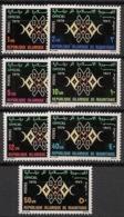 Mauritanie - 1976 - Service N°Yv. 12 à 18 - Série Complète - Neuf Luxe ** / MNH / Postfrisch - Mauretanien (1960-...)
