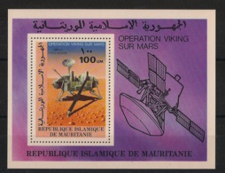 Mauritanie - 1977 - Bloc Feuillet BF N°Yv. 16 - Viking Operation - Neuf Luxe ** / MNH / Postfrisch - Mauritania (1960-...)