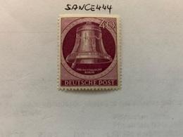 Berlin Bell Of Liberty 40p Mnh 1951 - [5] Berlin