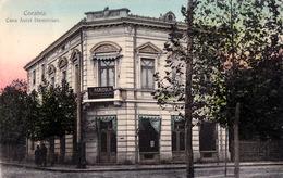 ROMANIA - CORABIA : CASA AUREL DEMETRIAN - AGRICOLA - SOCIETATE ANONIMA - ASIGURARI GENERALE ~ 1905 - '908 (ac138) - Romania
