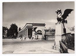 1959 YUGOSLAVIA, SLOVENIA, LJUBLJANA, HONEY BEE ON CANCELLATION - Slovenia