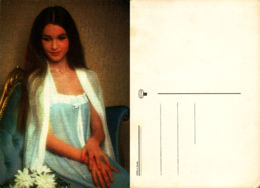 Jeune Fille - Cartes Postales