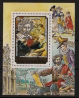 Mauritanie - 1984 - N°Yv. 540 - Rubens - KLB / Mini Sheet - Neuf Luxe ** / MNH / Postfrisch - Rubens