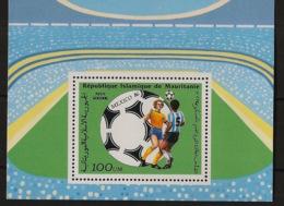 Mauritanie - 1986 - Bloc Feuillet BF N°Yv. 47 - Football World Cup / Mexico - Neuf Luxe ** / MNH / Postfrisch - Fußball-Weltmeisterschaft