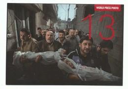 CPM Photographe Paul Hansen Sweden - Dagens Nyheter World Press Photo - Photographie