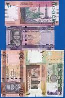 Soudan  10  Billets - Soudan