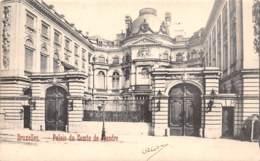 BRUXELLES - Palais Du Comte De Flandre - Monumentos, Edificios