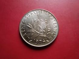 FRANCE   1  Franc   1974   -- SPL -- - Francia