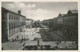 R013140 Bari. Corso Vittorio Emanuele. G. Lobuono. RP - Cartoline