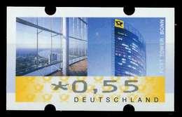 BRD ATM 2008 Nr 7-x-055 Postfrisch X88D432 - Automatenmarken
