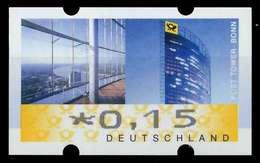 BRD ATM 2008 Nr 7-x-015 Postfrisch X88D446 - Automatenmarken