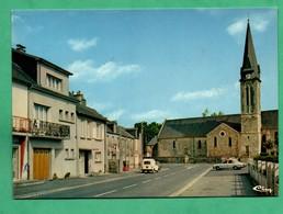 50 Manche Notre Dame De Cenilly Place De L ' Eglise - Autres Communes