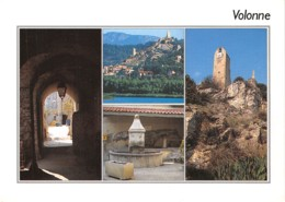 VOLONNE A Oddou J Terret 15(scan Recto-verso) MA288 - Autres Communes