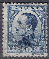 ESPAÑA - SPAGNA - SPAIN - ESPAGNE - 1930/1931 - Yvert 410 Usato. - 1889-1931 Regno: Alfonso XIII