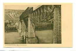 Ukraina Zaleszczyki Obw Tarnopol Most Kolejowy Ok 1930 R - Ucraina
