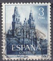 ESPAÑA - SPAGNA - SPAIN - ESPAGNE - 1954 - Yvert 842 Usato. - 1951-60 Oblitérés