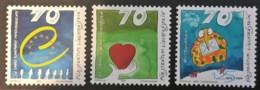 Liechtenstein - MNH** - 1999 - # 1139/1141 - Nuovi